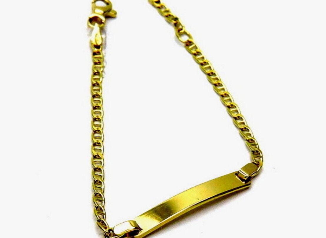 Bracelet Yellow gold 18kt Boys Girls