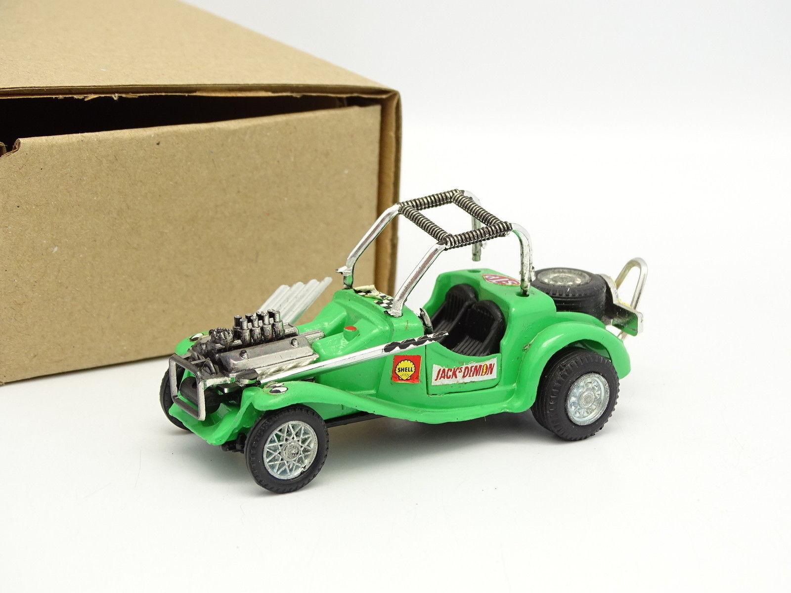 tienda de venta Mercury 1 43 - Fiat Balilla Balilla Balilla 508 Dragster Jack's Demon verdee  tomamos a los clientes como nuestro dios