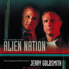 Alien Nation - Rejected Soundtrack [1988/2005] | Jerry Goldsmith | Varese CD