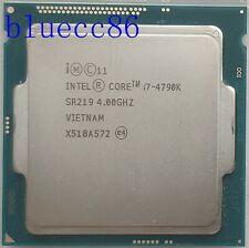 Intel Core i7-4790K 4.00 GHz Quad-Core LGA1150 SR219 CPU Processor