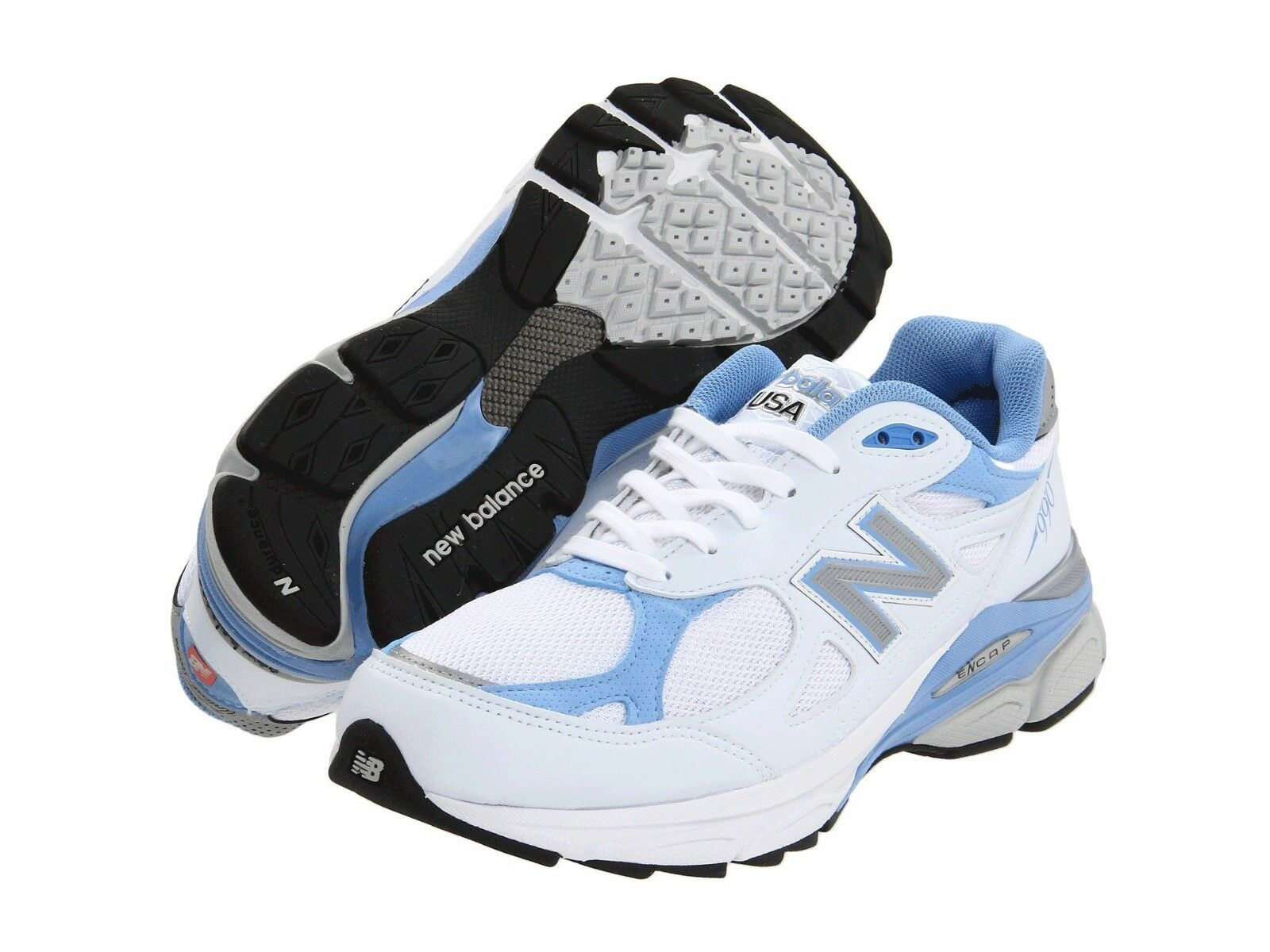 femmes  NEW BALANCE 990v3 RUNNING/DIABETIC  Chaussures -7 -7 -7 2A/EUR 37.5 NARROW-MADE IN USA 9b197d