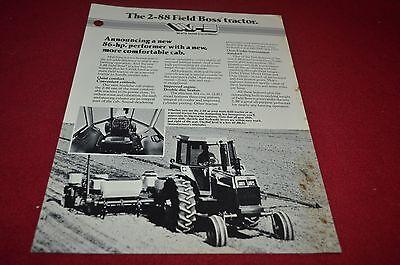 White 4-180 Tractor Dealer/'s Brochure PBPA