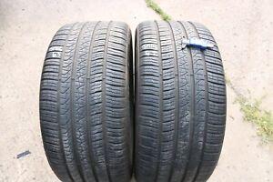 Paire-de-PIRELLI-Scorpion-Zero-295-40-R21-108Y-pneus-m-amp-s-JAG-toutes-saison-6-3MM