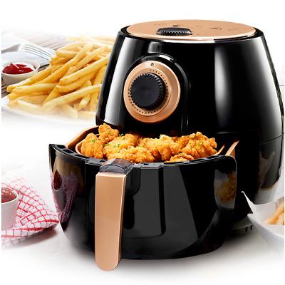 Gotham Steel Air Fryer XL 4QT, Rapid Air Technology, 80% Less Fat & Calories NEW