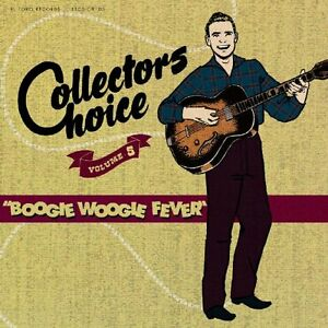 Collectors-Choice-Volume-5-Boogie-Woogie-Fever-CD