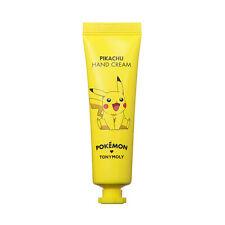Tony Moly Pokemon Pikachu Hand Cream 30ml + Free Sample/ Korean Cosmetics