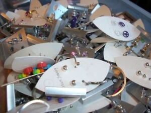 9-x-6-034-Bag-of-Junk-Jewelry-for-Repair-and-or-Reuse-in-Other-Crafts-Grab-Bag