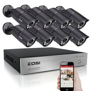 ZOSI-8CH-HDMI-720P-DVR-1500TVL-Camera-de-Surveillance-Exterieure-IR-Systeme-CCTV