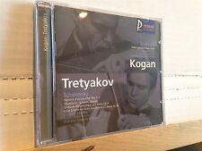 CD - BEETHOVEN/TCHAIKOVSKY Violin KOGAN/TRETYAKOV MINT