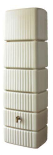 Regenwasser Wandtank Slim 300 Liter sandbeige 4Rain 211801