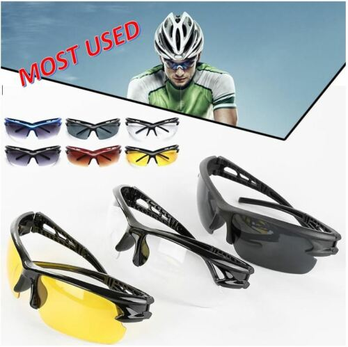 Cycling Sun Glasses Bike Bicycle Eyewear Men Women Outdoor Sport Goggles