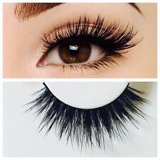 Luxury Mink Wispie Eyelashes False Thick Black Eye Lashes  **CLEARANCE SALE*