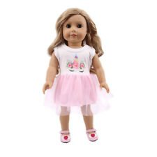 "1 PINK /& BLACK OUTFIT w//Sequins AM GIRL NEW Fits 18/"" tall GIRL dolls HANNAH"