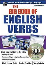 The Big Book of English Verbs with CD-ROM (set) (Big Book of Verbs Ser-ExLibrary