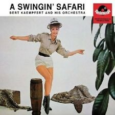 BERT KAEMPFERT - A SWINGIN' SAFARI (RE-RELEASE)  CD NEU