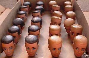 Vintage-Barbie-Doll-KEN-HEADS-BOX-OF-24-FACTORY-MINT-BRAND-NEW-NRFB-MIB-MIP-MOC