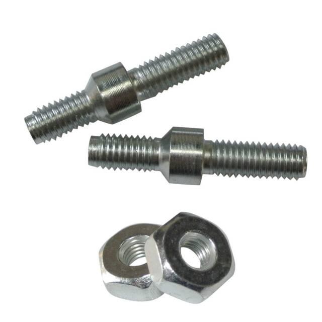 Bar Stud Collar Screw WT Bar Nut Kit Fit Stihl 066 MS362 MS381 MS460 MS660 SAW