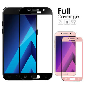 For-Samsung-Galaxy-A3-A5-A7-2016-2017-Full-Cover-Temper-Glass-Screen-Protector