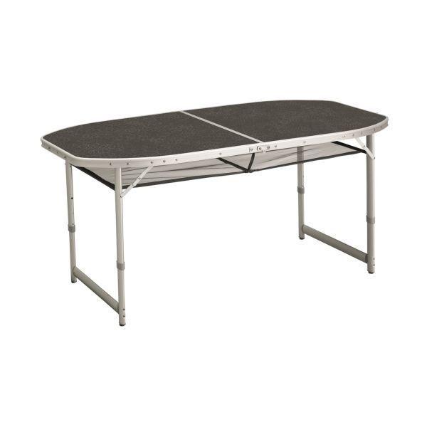 Familientisch, Klapptisch, Klapptisch, Familientisch, Campingtisch, 6-Personen-Tisch, Outwell Hamilton 05973e