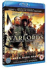 1 of 1 - The Warlords Blu-ray (2009) Jet Li