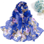 New-Summer-Fashion-Women-Floral-Printing-Long-Soft-Wrap-Scarf-Shawl-Beach-Scarf thumbnail 28