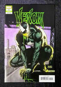VENOM-1-MARVEL-2018-PAOLO-RIVERA-1-25-Variant-DONNY-CATES-RYAN-STEGMAN-HoT