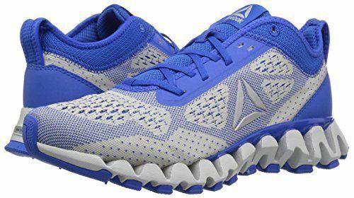 NEW Reebok Crossfit Mens sz 7.5 Zig explorer Ultk Fashion Sneaker Blue BS7402
