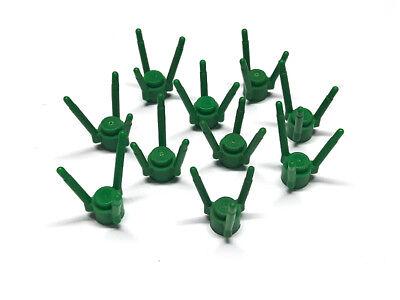 Grundplatte --- Bauplatte Grün//DKGreen Lego--3035 4 x 8 2 Stück