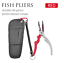 Details about  /Fishing Plier Set Aluminum Fishing Tackle Gear Hook Cutter Grip Fishing Tools