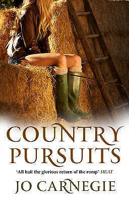 1 of 1 - Country Pursuits by Jo Carnegie (Paperback) NEW BOOK