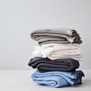 Gainsborough 400GSM 100% Australian Machine Washable Wool Blanket