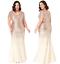 Goddiva-Chiffon-Inserts-Sequin-Maxi-Evening-Dress-Party-Bridesmaid-Prom-Sz-16-26 thumbnail 2