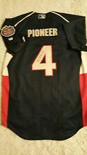 Las Angels Angels Taylor ward signed game used pioneer league all-star jersey
