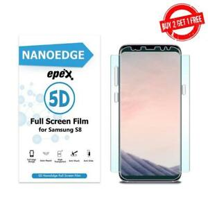 Samsung-Galaxy-S8-Full-Coverage-Clear-Anti-Bubble-TPU-5D-Film-Screen-Protector