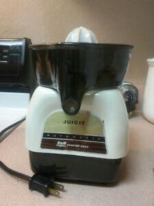 Vintage Proctor Silex Automatic JUICIT