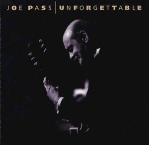 Joe-Pass-Unforgettable-New-CD