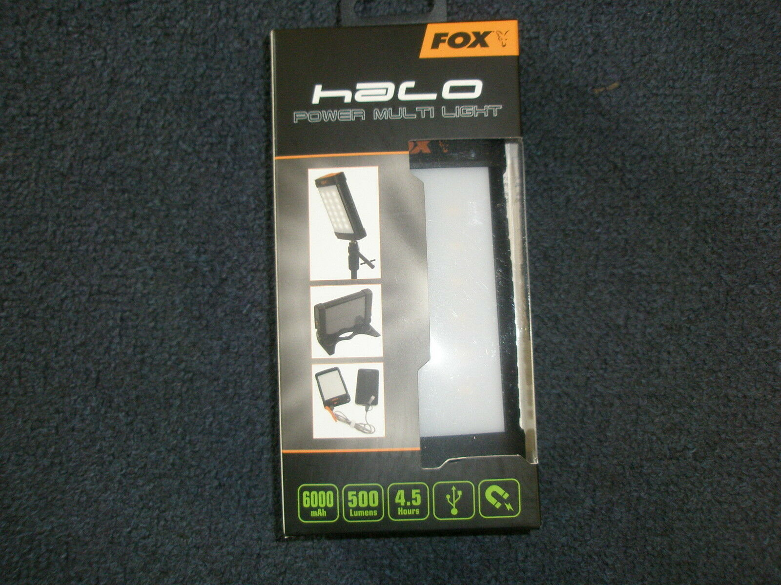 FOX Halo Power Attrezzatura Da Pesca Luce Multi