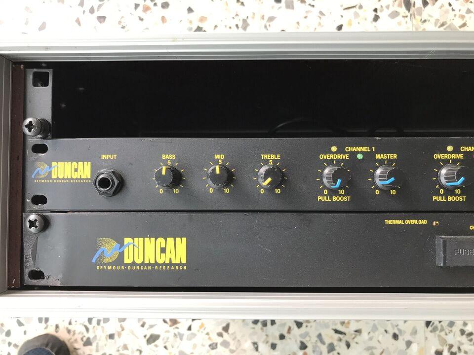 Guitaranlæg, Seymor Duncan KTG 1 & KTG 2075, 75 W
