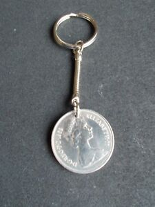 1969-Ten-Pence-Coin-On-A-Keyring