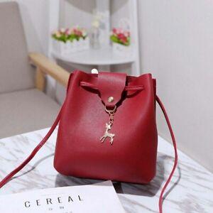 Bag-Handbag-Fashion-Backpack-Lady-Women-Travel-Girls-School-Leather-Shoulder