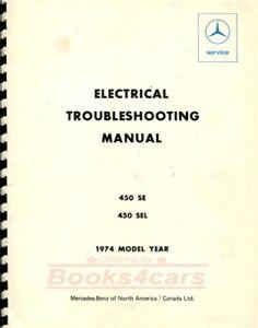 Pleasing Shop Manual Service Repair Electrical Wiring Diagrams Mercedes Wiring Digital Resources Counpmognl