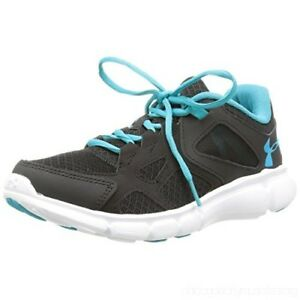 uk availability dd22d e82d6 Details about Under Armour Womens Thrill 2 Trainers -New Ladies UA Running  Shoes Training UK 3