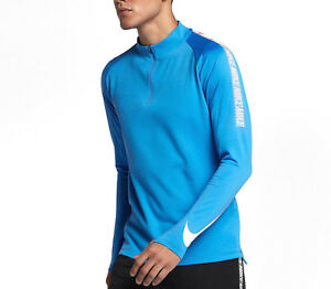 the latest 80590 a6dfc Image is loading Nike-Dri-FIT-Squad-Drill-Men-039-s-