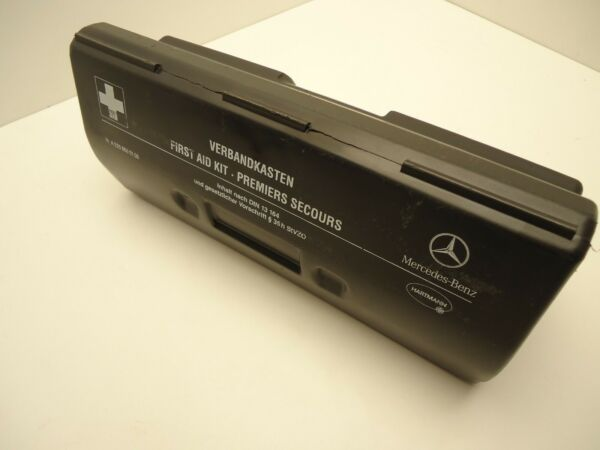 Briljant Mercedes S Class W220 S500 Under Seat First Aid Kit Pack Box 2208600150 Een Plus Een Gratis