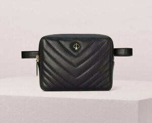 Kate-Spade-Amelia-Small-Camera-Lambskin-Quilted-Belt-Bag-Fanny-Pack-Pouch-NWT