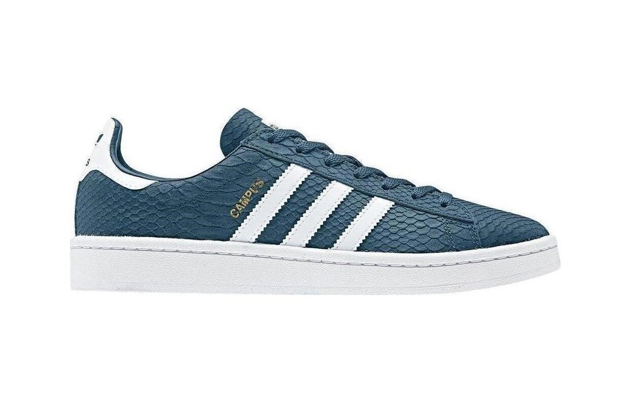 ADIDAS CAMPUS DONNA SCARPE ORIGINALS  WOMAN SHOES SCARPE DONNA MOTIVO PITONATO CQ2103 PETNIT ddae31