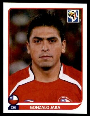 627 Panini WORLD CUP 2010-Mauricio Isla Chile no