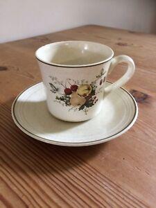 Royal Doulton Cornwall Lambeth Tea Coffee Set 4 Cup Teacup Mug Saucers Gc Ebay