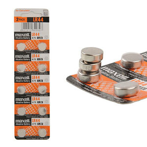 10 st cke lr44 a76 sr1154 alkalisch knopfzellen batterie. Black Bedroom Furniture Sets. Home Design Ideas