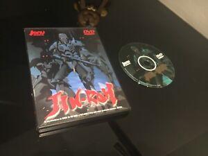 Jin-Roh-DVD-Manica-Edizione-Spagnola
